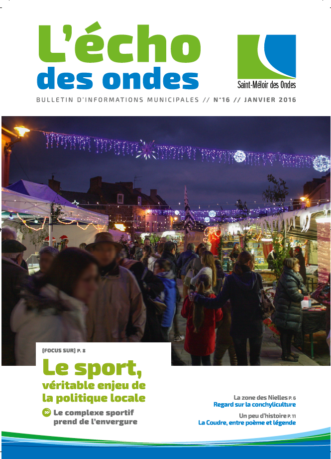 Bulletin janvier 2016